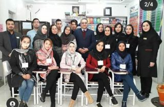برگزاری دوره ی TTC با حضور اساتید گرامی جناب آقای دهقان و خانم دکتر طباطبائیان